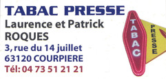 TABAC PRESSE Roques