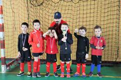 Tournoi Futsal U6 à U11