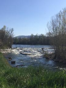 Notre belle rivière : l'Allier