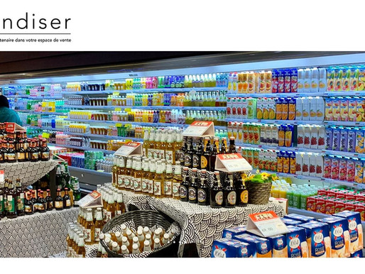 Merchandising - Corse