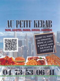 Au Petit Kebab