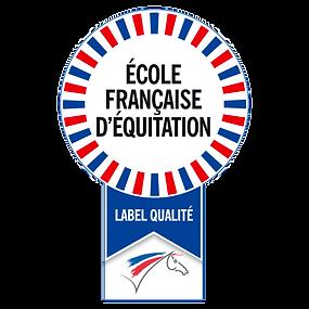 Label École Française d'Équitation