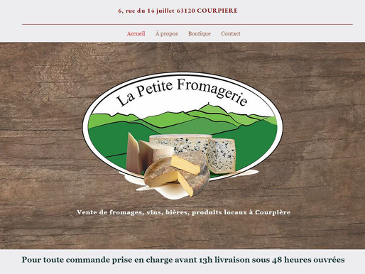 Cheese shop, Local products, Delicatessen - Auvergne