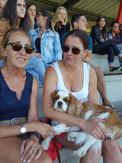 Fidèles supportrices