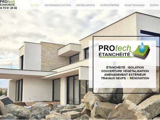 Waterproofing, Insulation, Vegetation cover - Auvergne
