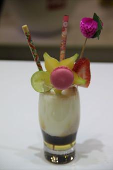Cocktail aux Parfums d'Asie