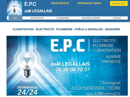 Air conditioning, Heat pumps - Auvergne