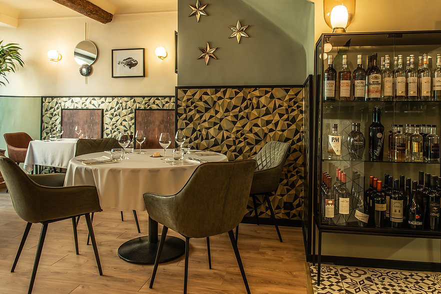 Mariu's restaurant à Saint Raphael