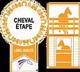 Label-Cheval-Etape PONY RUN RUN