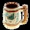 Керамическая пивная кружка