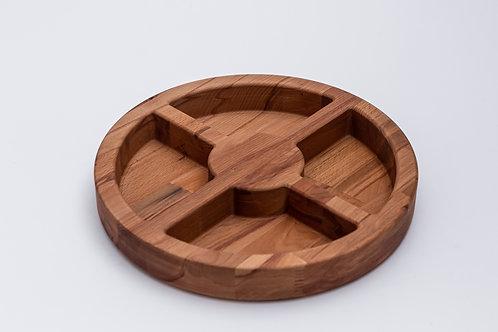 Купить деревянную менажницу