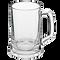 Стеклянная пивая кружка 1 литр