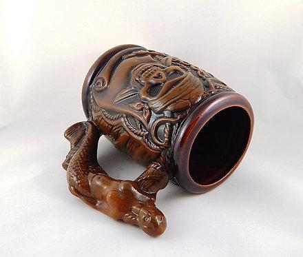 Керамическая пивная кружка Пиратская 0,5 литра