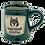 Керамическая пивная кружка Удачной охоты 0,5 литра