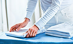 Spintub Laundry Services, Online dry cleaning service in Mumbai, BKC.