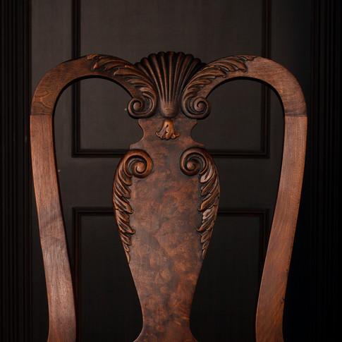 стул в стиле Chippendale