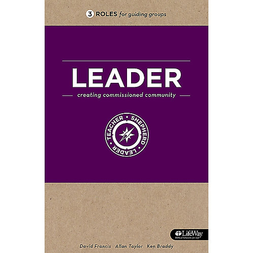 Leader - Creating Commissioned Community