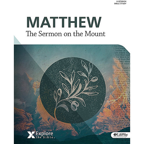Matthew - The Sermon on the Mount