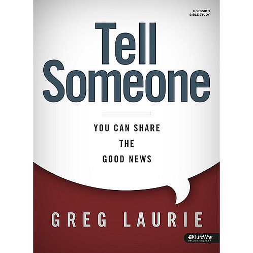 Tell Someone - You Can Share the God News