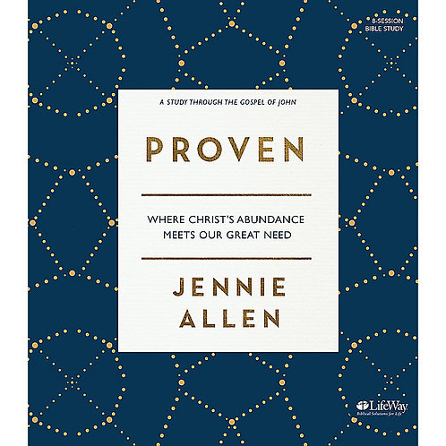 Proven - A study through the gospel of John