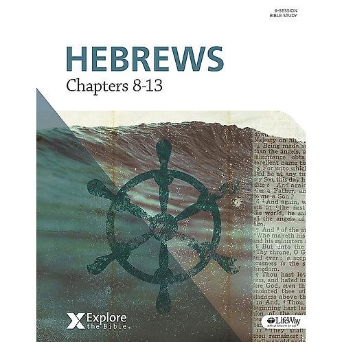 Hebrews - Chapters 8-13