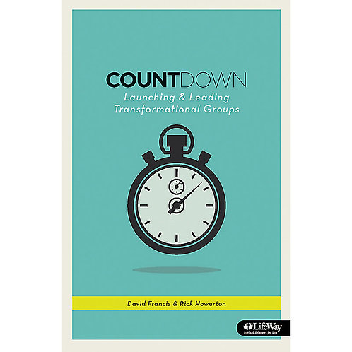 Countdown - Launching and Leading Transformational Groups