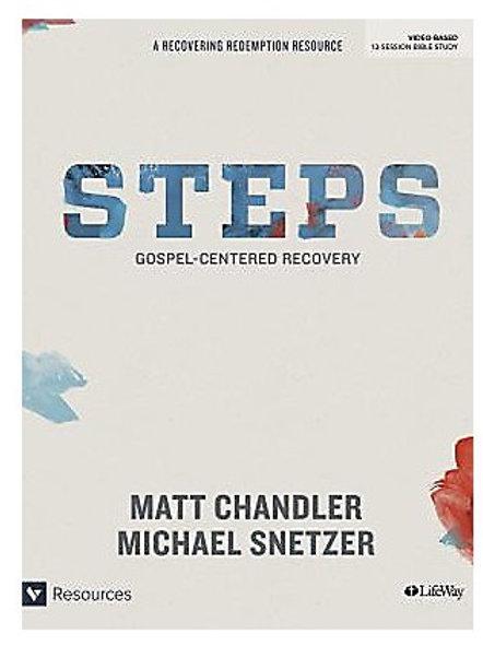 Steps - Gospel-Centered Recovery