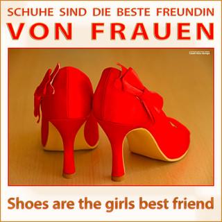 Kopie von Schuhe sind die beste Freundin