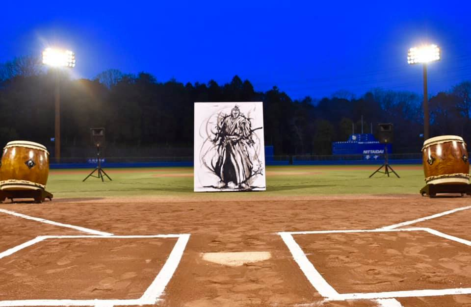 日本体育大学 野球部 卒団式