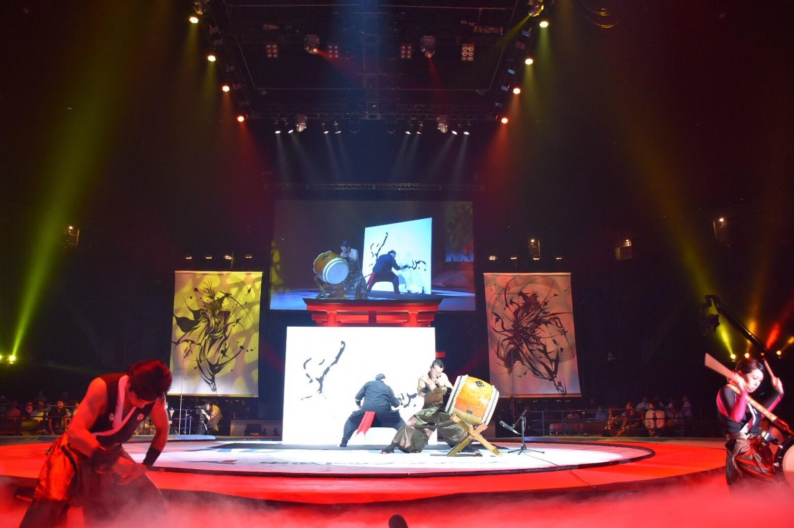 2016/7/31 格闘技【巌流島】