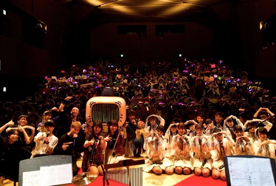 2018年 松本梨香・緊急スペシャルコンサート『上を向いて歩こう』