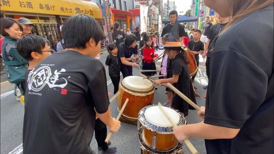 武志道場体験コーナー