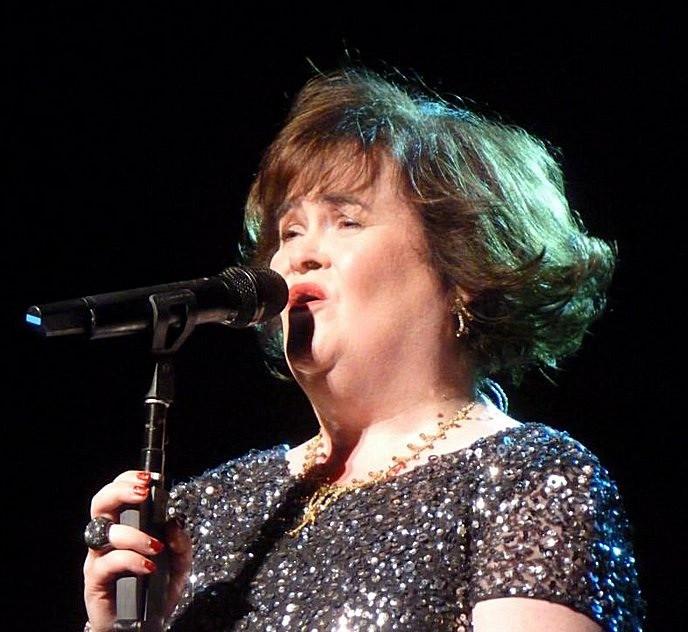 Susan Boyle | Umění druhého poločasu