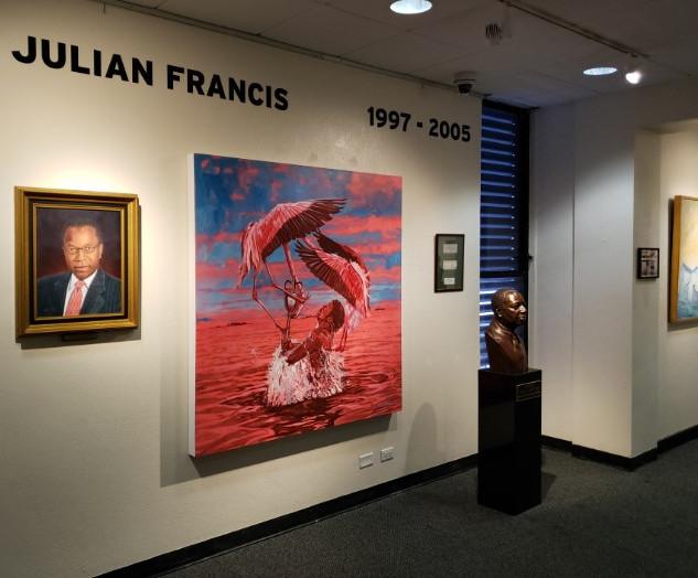 Julian Francis Display