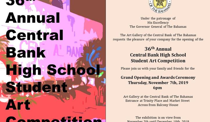 High School Competition Invitation