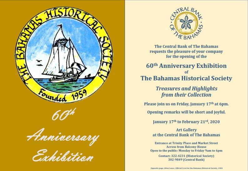 Historical Society Invitation