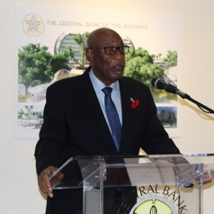 His Excellency the Governor General of The Bahamas, Cornelius A. Smith