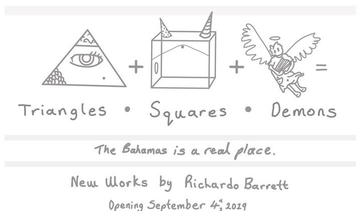 Richardo Barrett Invitation