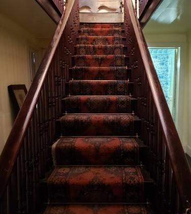 Balcony House Main Stair Case