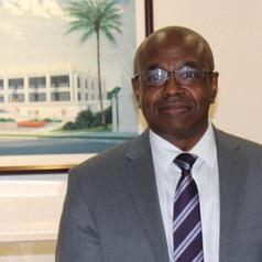 Deputy Governor Derek Rolle