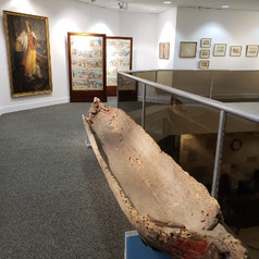 Taino Canoe (Replica)