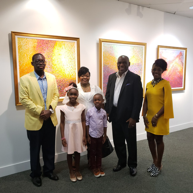 Wendall Jones and Family