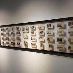 Postcards installation
