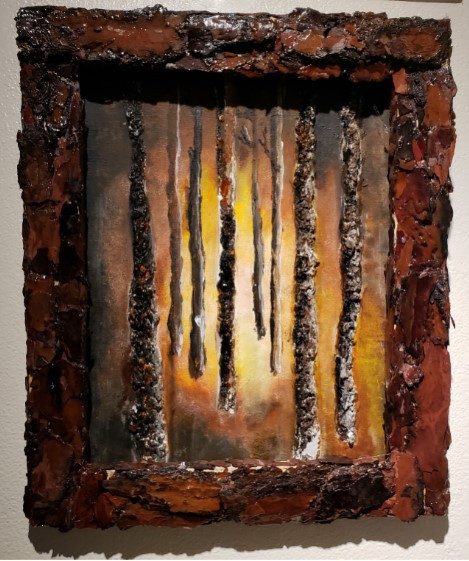 "Coburn Sands, ""Barren"", 2019"