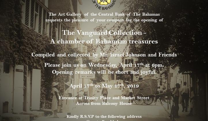 Vanguard Collection Invitation