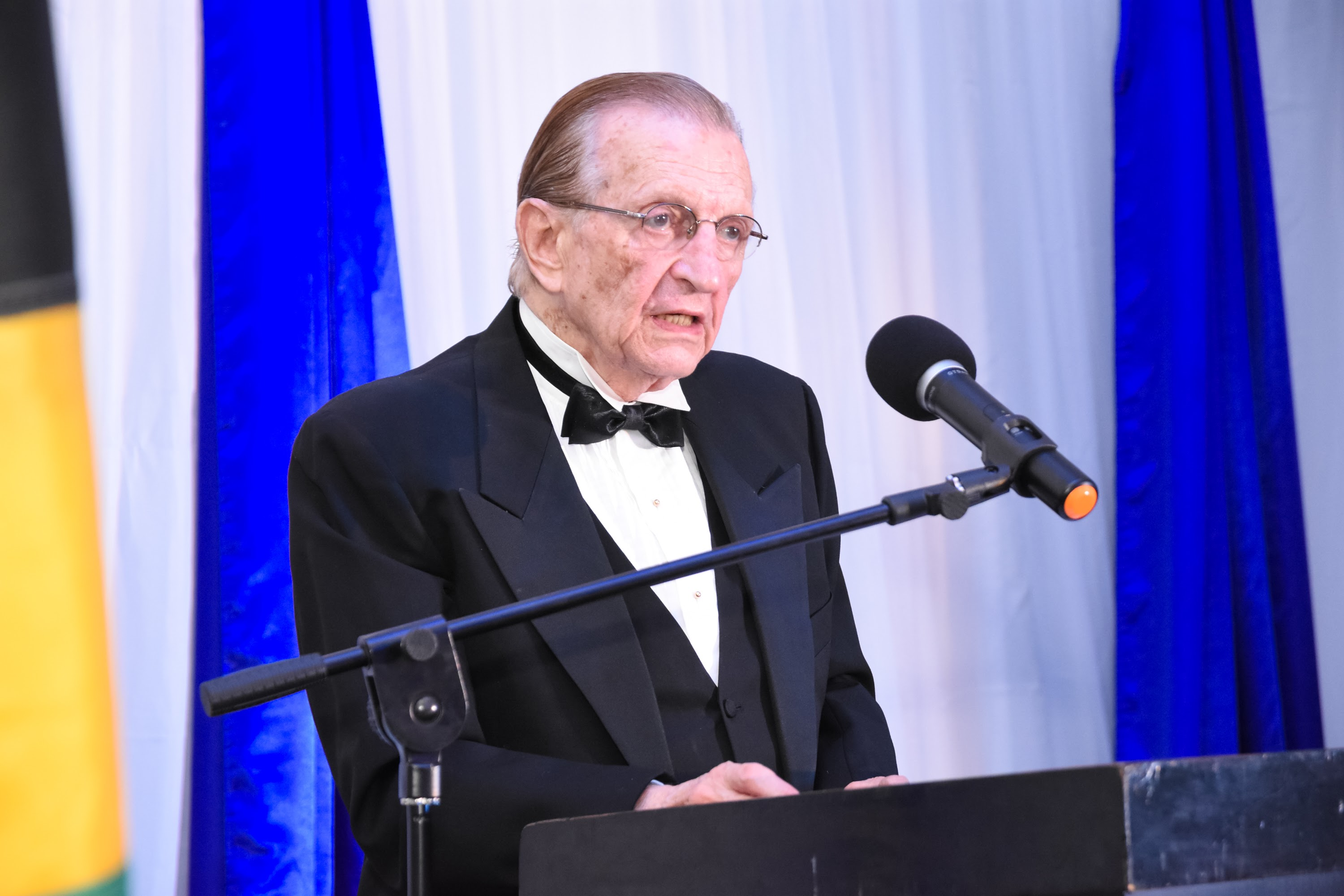 The Consular Corps of Jamaica - Edward Seaga Recognition-7420