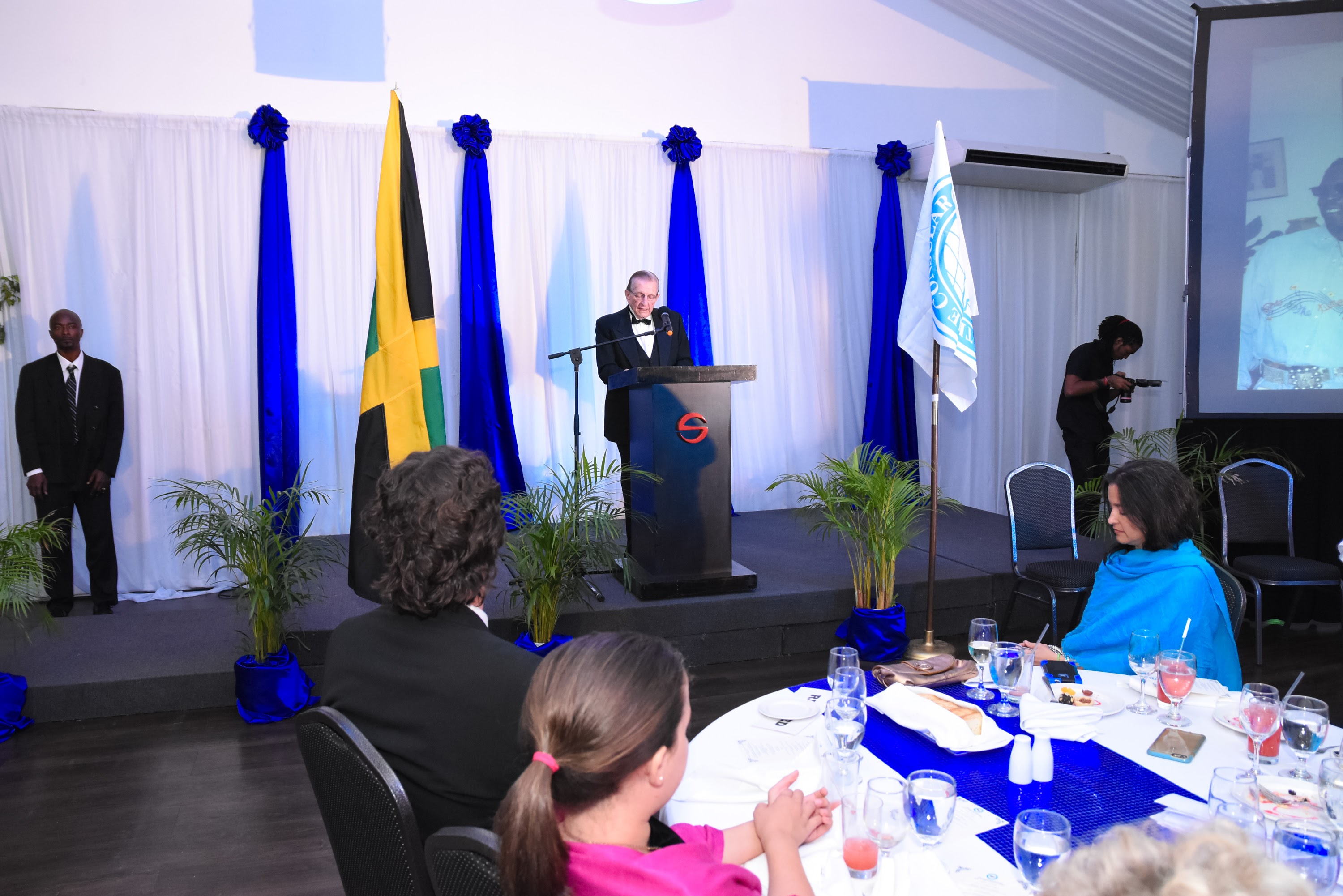 The Consular Corps of Jamaica - Edward Seaga Recognition-7417