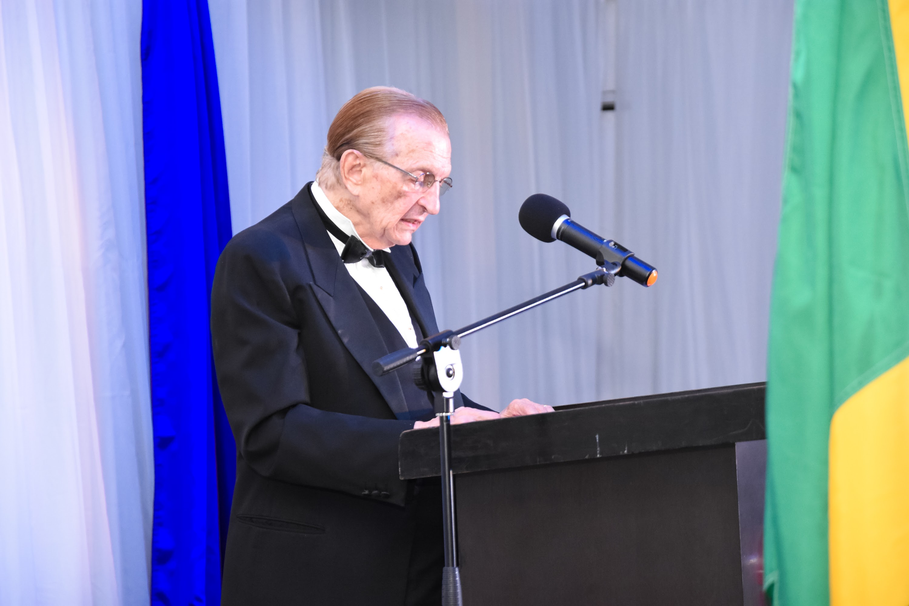 The Consular Corps of Jamaica - Edward Seaga Recognition-7429