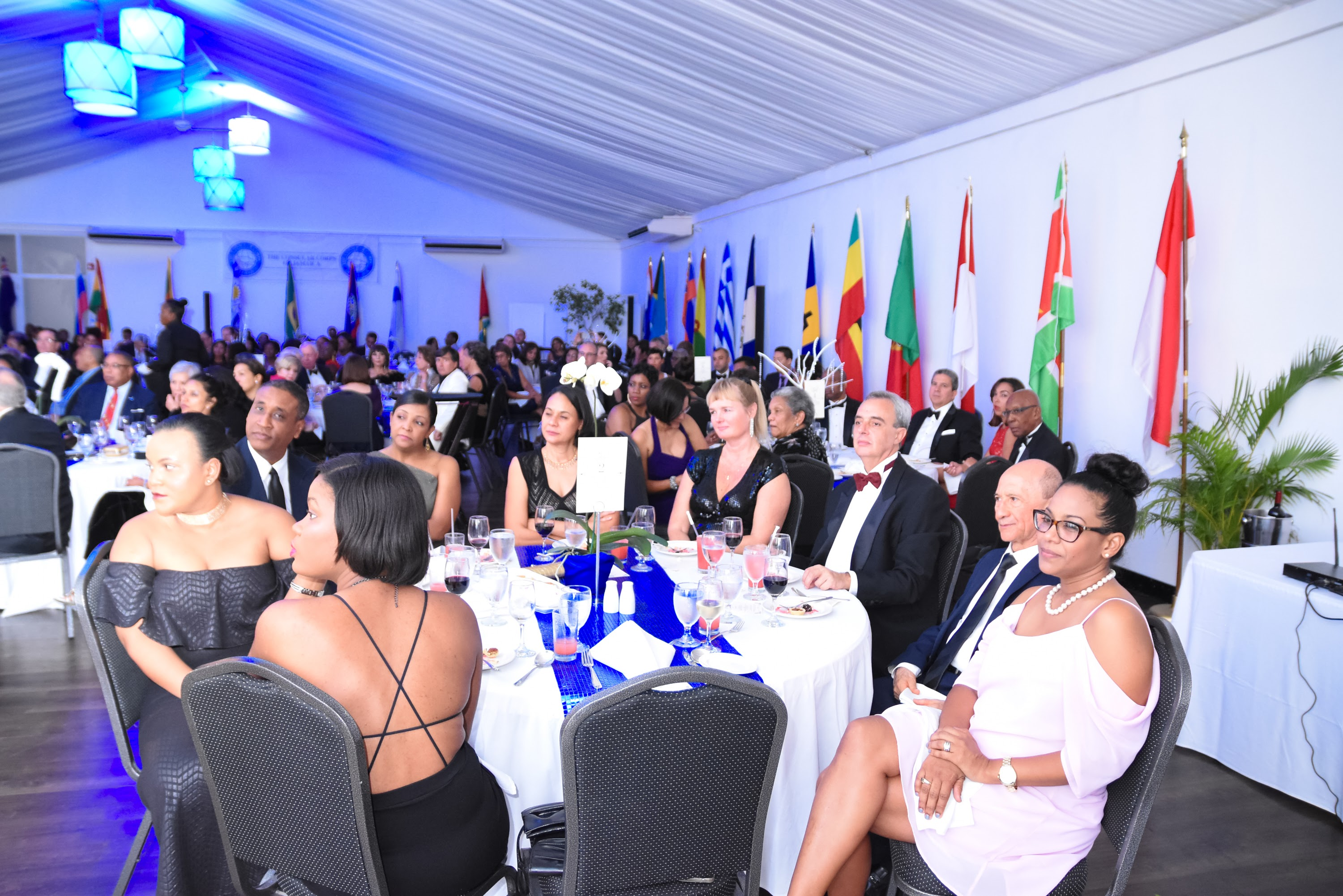 The Consular Corps of Jamaica - Edward Seaga Recognition-7340