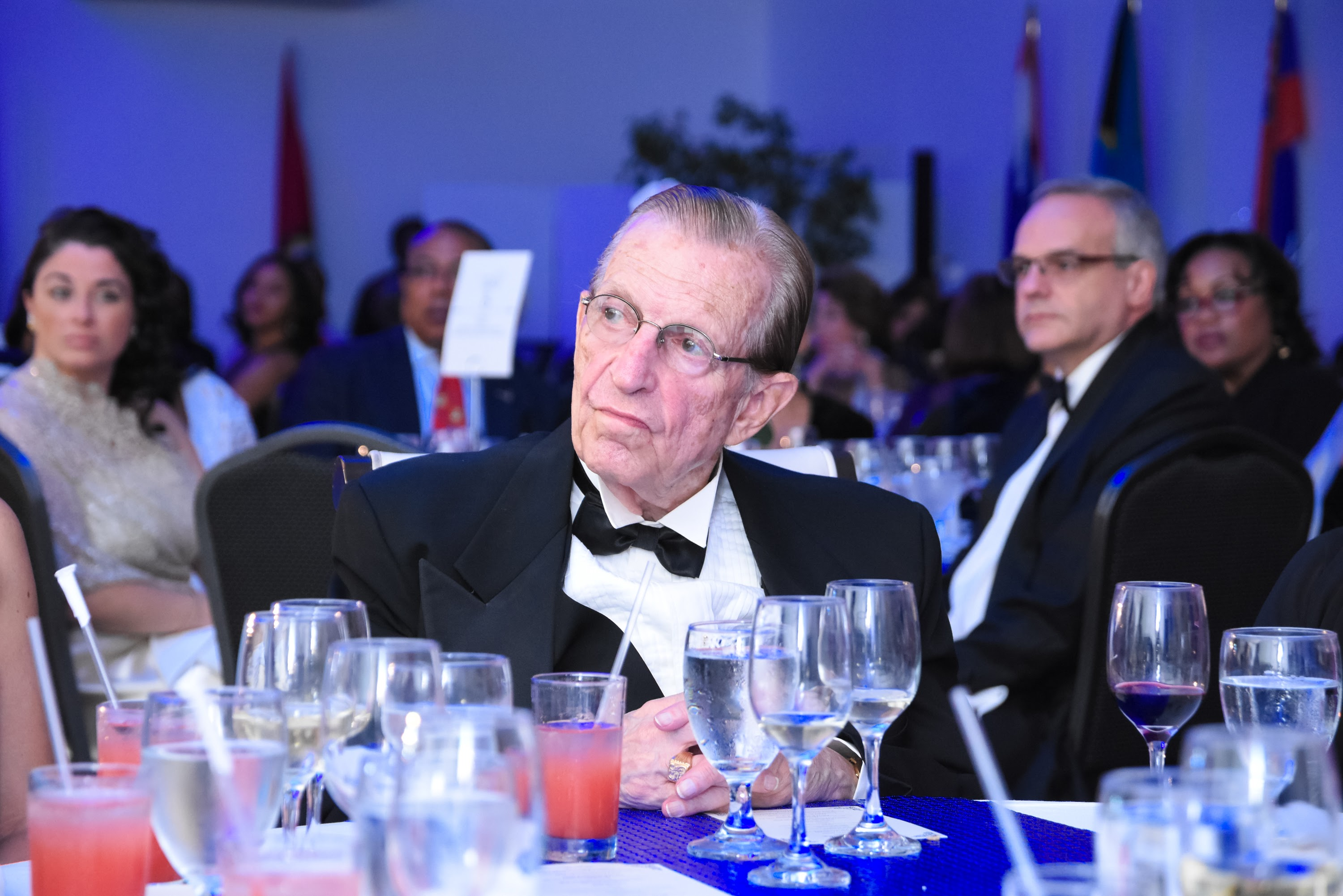 The Consular Corps of Jamaica - Edward Seaga Recognition-7373